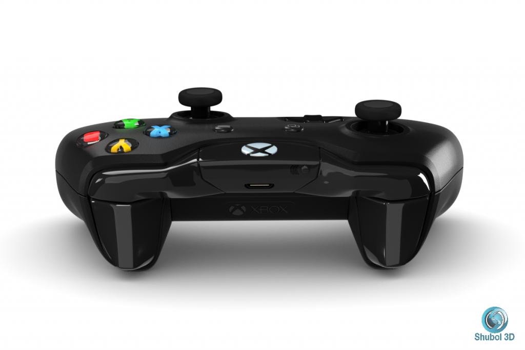 X-BOX 360 controller 06