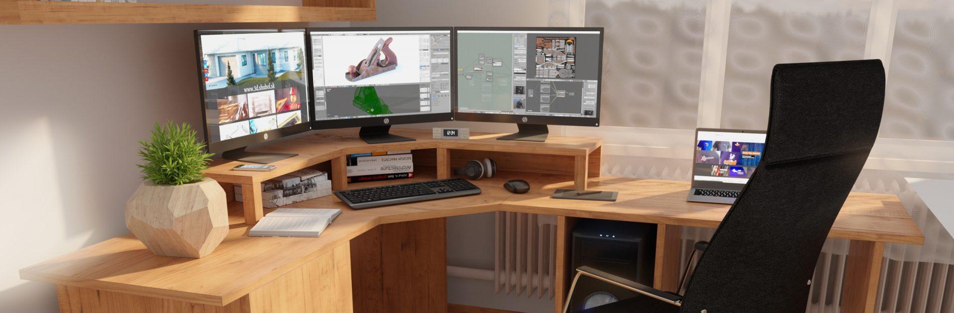 Shubol - 3D artist