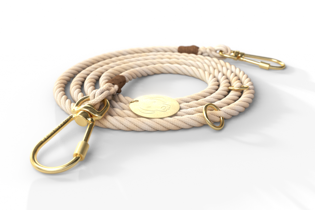 Pet Leashes - Brown