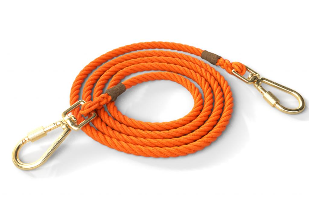 Pet Leashes - Orange